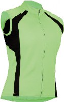 Cannondale 13 Women's Classic Sleeveless Lime Small - 3F131S/LIM