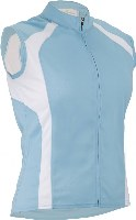 Cannondale 13 Women's Classic Sleeveless Light Blue Small - 3F131S/LTB