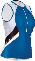 Cannondale 13 Women's Slice Top Saphire Blue Medium - 3F180M/SPH