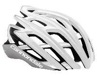 Cannondale Cypher Helmet White/Silver - 3HE08/WTS
