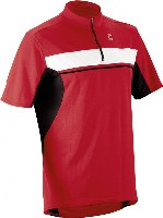 Cannondale 13 Ride Jersey Emperor Red Small - 3M123S/EMP