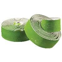 Cannondale 2014 Microfiber Plus Premium Handlebar Tape Green-White