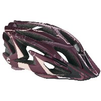 Cannondale Ryker Mountain Bike Helmet - Cabernet