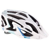 Cannondale Ryker Mountain Bike Helmet - White/Blue