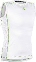 Cannondale Base Layer Sleeveless White