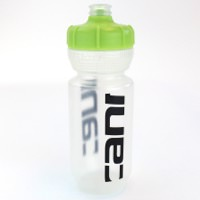 Cannondale Logo Cycling Water Bottle Clear/Green 600ml