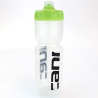 Cannondale Logo Cycling Water Bottle Clear/Green 750ml