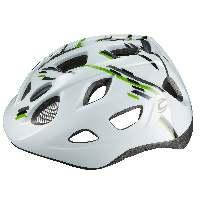 Cannondale 2015 Helmet KID White/Green