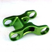 Cannondale Scalpel 100 Shock Link - Green - Link Only