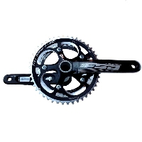 FSA Gossamer Road/Cyclocross Crankset - 172mm 36/46t