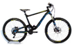 GT 2015 Helion Carbon Pro Large Black w/ Blue & Yellow Used Demo Bike - Demo90