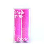 Fabric Push Bike Grips - Purple