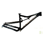 Cannondale 2015 Rush 29 BBQ Matte Black Size Large Frame Only