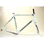 Cannondale 2015 Synapse Alloy White w/ Black Size 51 cm Frame and Fork