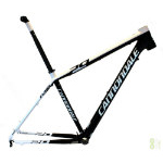 Cannondale 2012 Flash Carbon 29er Hi-Mod BBQ Size Extra Large Frame and Seatpost