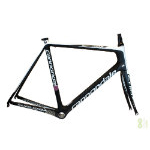 Cannondale 2012 Super Six Di2 BBQ Size 60 cm Frame and Fork