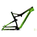 Cannondale 2015 Scalpel 29 Carbon Hi-Mod Team Replica Green Size Small Frame only
