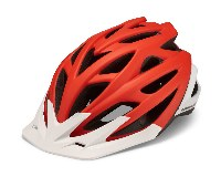 Cannondale 2017 Radius MTN Helmet - Red/White