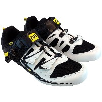 Mavic 2013 Galibier - White, Black, Yellow - Men's: 11.5