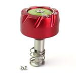Cannondale Lefty 2.0 PBR Lockout Button Rebound Knob Kit  - KH188/