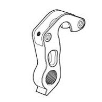 Cannondale Derailleur Hanger Double Sided Mountain Flash and Scalpel KP121