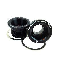 Cannondale Hollowgram SiSL2 Crankbolt Kit - Black - KP251/BLK