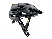 Mavic Notch Mountain Bike Helmet - Black