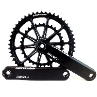 Cannondale Hollowgram SiSL2 SpideRing Crankset - 172mm Compact