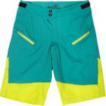 Sombrio Drift Shorts Lapis/Arctic Blue/Lime Mojito