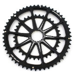 Cannondale SpideRing Road Chainring Mid Compact 36/52T - CU4042SI52