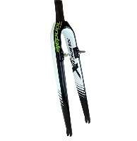 Cannondale Super X Hi Mod Cyclocross Carbon Fork - Green