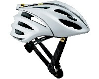 Mavic Syncro Helmet - Medium - White - 11397
