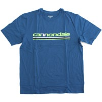 Sugoi Cannondale Casual Tee Shirt Baltic Blue