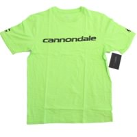 Sugoi Cannondale Casual Tee Shirt Berzerker Green