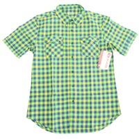 Sugoi Shop Shirt Short Sleeve - Baltic/Supernova