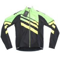 Sugoi RS Zero Long Sleeve Jersey Berzerker Green/Super Nova