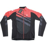 Sugoi RS Zero Long Sleeve Jersey Chili Red/Coal/Black