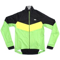 Sugoi RS 180 Jacket Berzerker Green/Super Nova