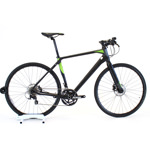 Used Cannondale 2015 Quick Carbon 1 Large BBQ Black w/ Green