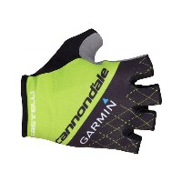Cannondale Garmin Pro Cycling  Roubaix Gloves