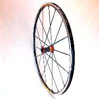 Mavic Ksyrium SL Front Wheel 2010 Blem, No Skewer