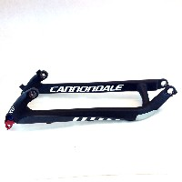 "Cannondale Jekyll Carbon 26"" Chainstay 2011+ Matte Black BBQ Color w/ Hanger"