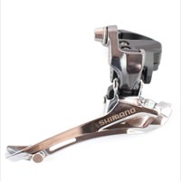 Shimano Cyclocross FD-CX70 Clamp 31.8mm Front Derailleur - Take Off New