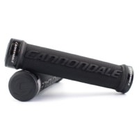 Cannondale DC Dual Lock On Black Grips - Take Off New