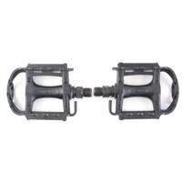 Wellgo LU-895 Nylon Platform Pedals 9/16