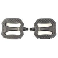 Wellgo LU-P6 Nylon Platform Pedals 9/16