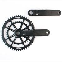 Cannondale Hollowgram Si BB30 Crank w/ SpideRing 8-Arm Mid-Compact 172.5mm - Take Off New