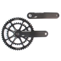 Cannondale Hollowgram Si BB30 Crank w/ SpideRing 8-Arm Mid-Compact 175mm - Take Off New