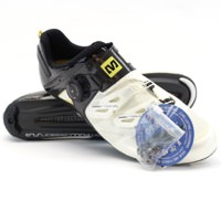 Mavic Cosmic Ultimate Road White Mens Cycling Shoe