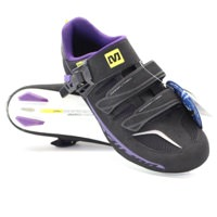 Mavic Ksyrium Elite Road Black Womens Cycling Shoe
